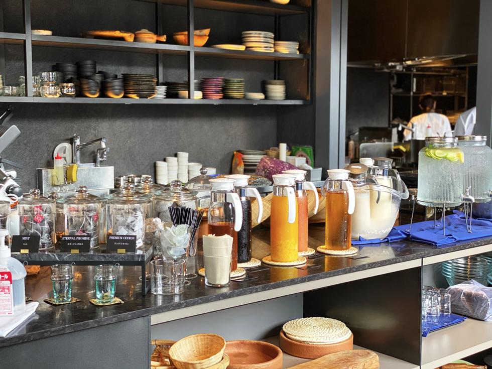 ホテル「sequence MIYASHITA PARK」渋谷 レストラン