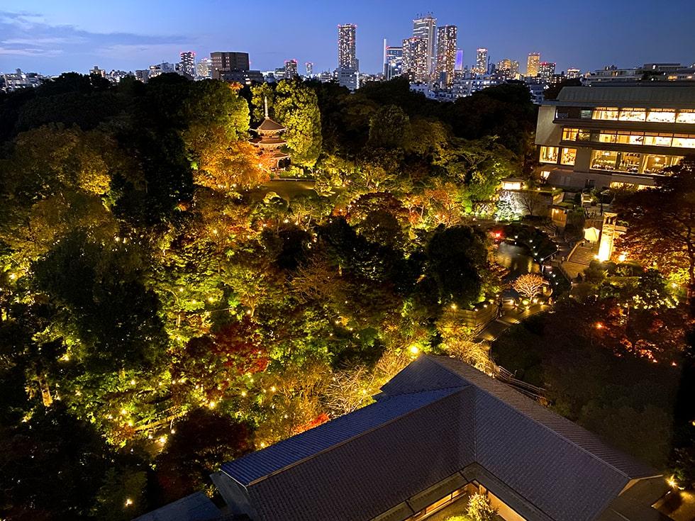 ステイケーション@ホテル椿山荘東京 庭園散歩