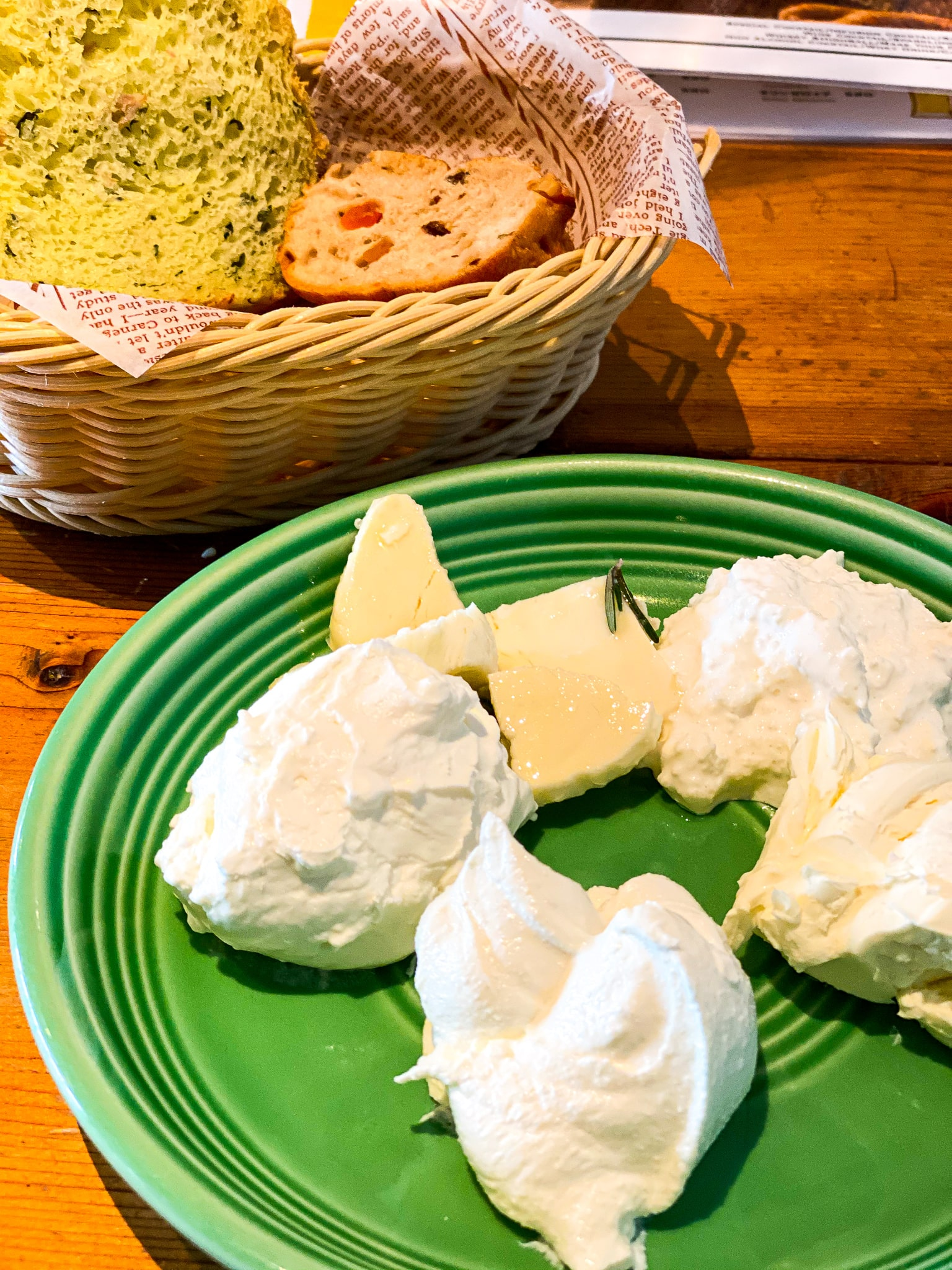 「フレッシュチーズ食べ放題」goodspoon チーズおいしい