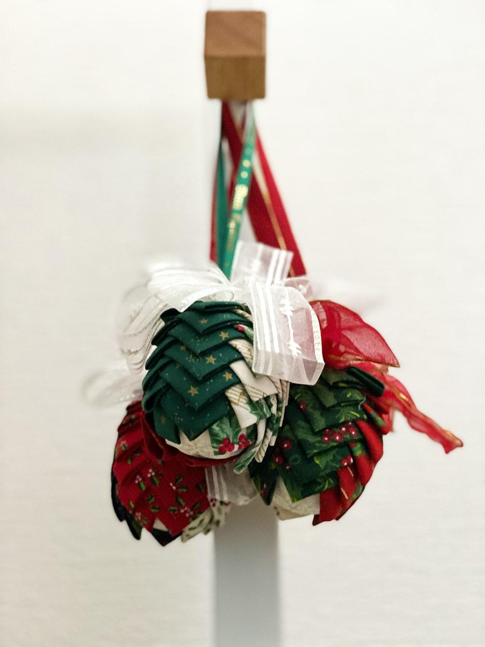 クリスマス パッチワーク