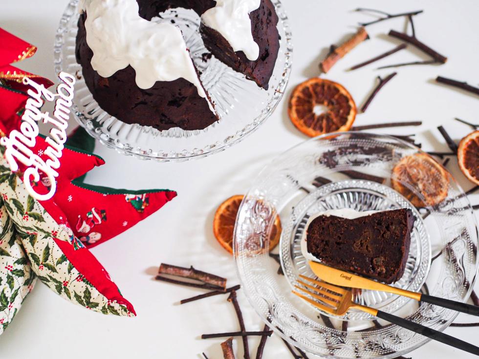 グルテンフリー クリスマスケーキ