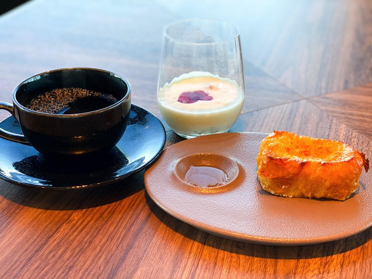 三井ガーデンホテル豊洲ベイサイドクロス コーヒー