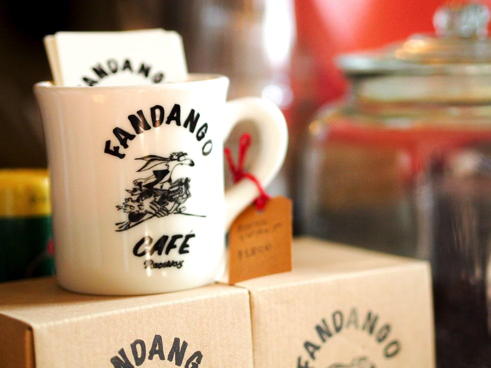 CAFE FANDANGO 逗子カフェ