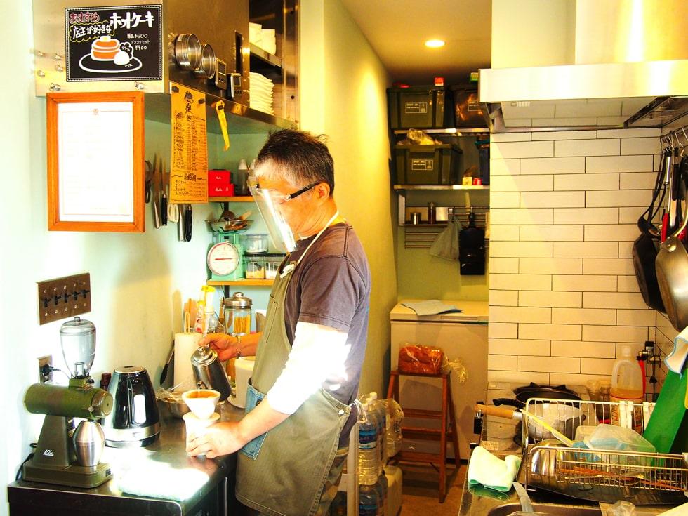 CAFE FANDANGO 逗子コーヒー