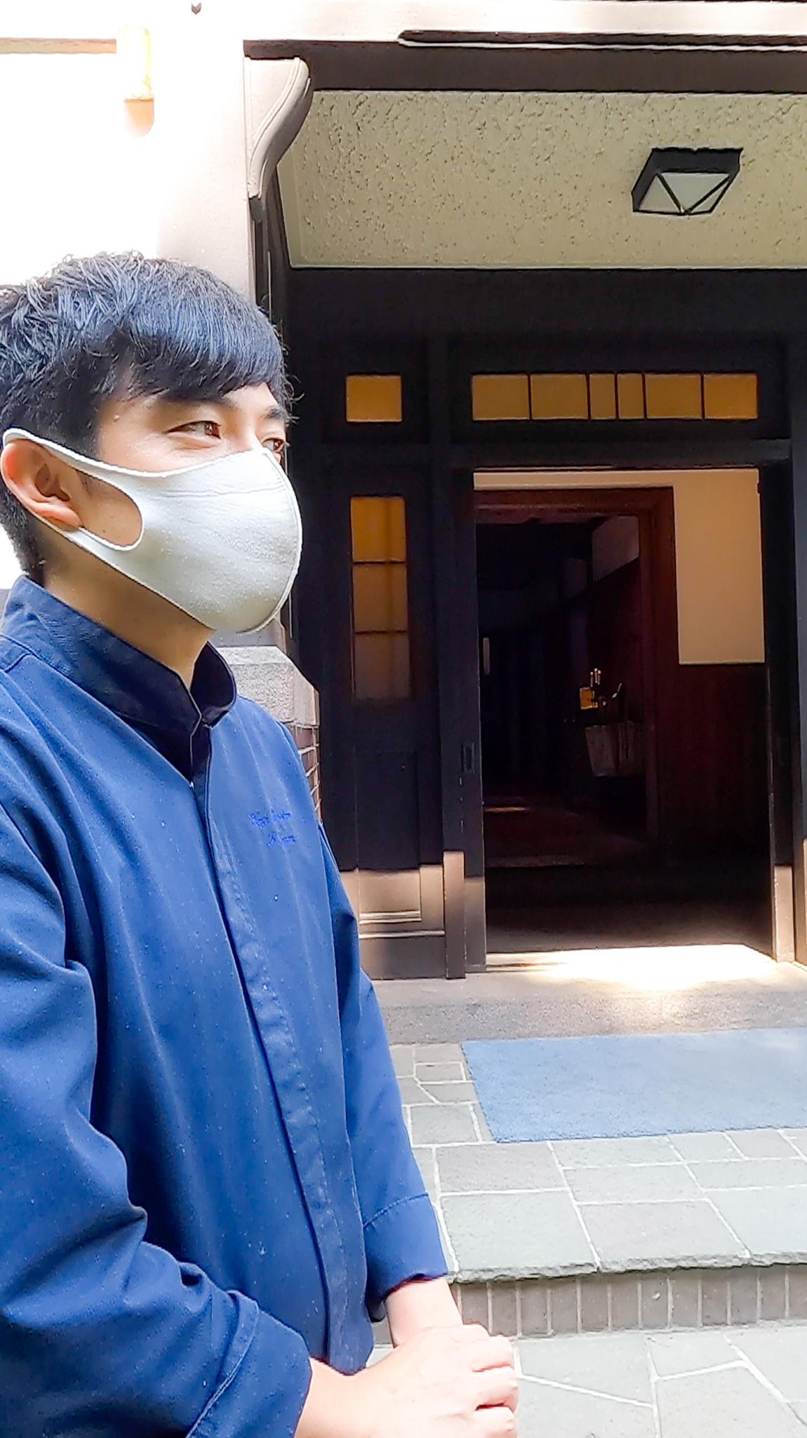 鎌倉フレンチ『古我邸』古川シェフ